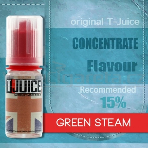 Green Steam - 10ml