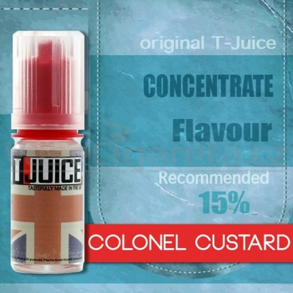 Colonel Custard  - 10ml