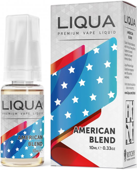 LIQUA Elements - American Blend
