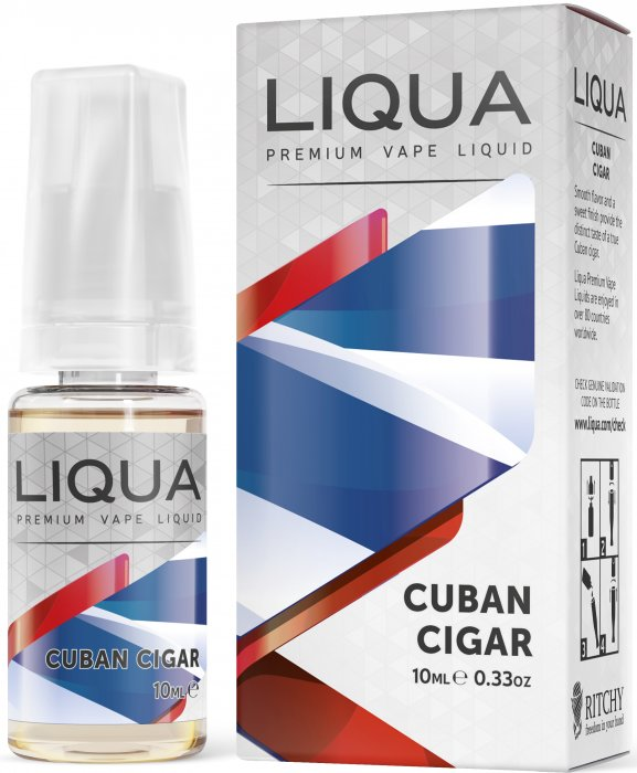 LIQUA Elements - Cuban Cigar