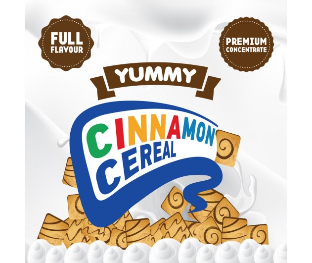 Big Mouth - Cinnamon Cereal