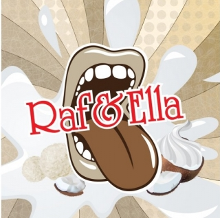 Big Mouth - Raf and Ella (sušenka s kokosem)