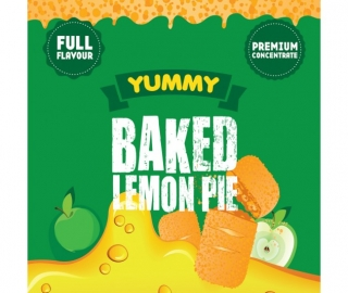 Big Mouth  - Baked Lemon Pie