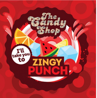Big Mouth  - Zingy Punch (Ledový punč)