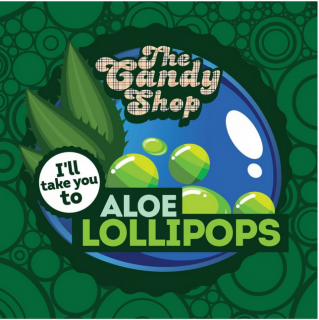 Big Mouth  - Aloe Lollipops (Aloe lízátko)